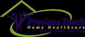 Company Logo for Precious Touch Home Healthcare, Llc