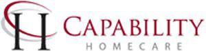Company Logo for Capability Homecare