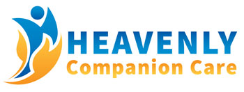 Company Logo for Heavenly Companion Care Home Care Agency