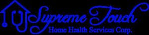 Company Logo for Supreme Touch Home Health Services Corp