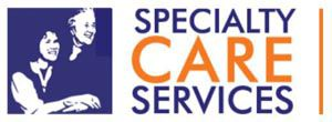 Company Logo for Specialty Care Services