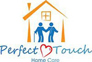Company Logo for Perfect Touch Home Care Firm