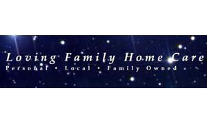 Company Logo for Loving Family Home Care Incorporated