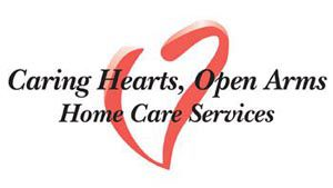Company Logo for Caring Hearts Open Arms Home Care Inc