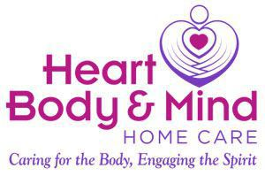 Company Logo for Heart, Body & Mind Home Care