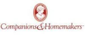 Company Logo for Companions & Homemakers