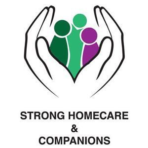 Company Logo for Strong Home Care & Companions
