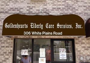 Company Logo for Goldenhearts Elderly Care Services, Inc