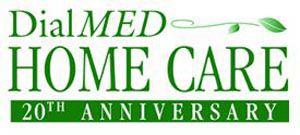 Company Logo for Dialmed Home Care