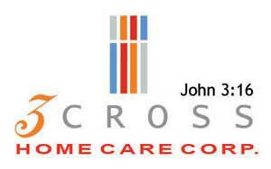 Company Logo for 3 Cross Home Care Corp.