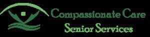 Company Logo for Compassionate Care Senior Services