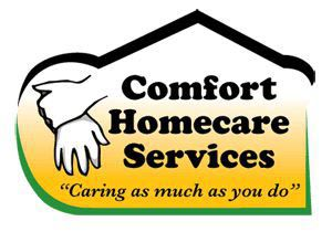 Company Logo for Comfort Homecare Services