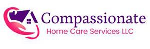 Company Logo for Compassionate Home Care Services