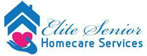 Company Logo for Elite Senior Homecare Services