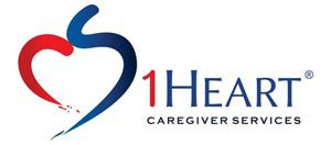 Company Logo for 1heart Caregiver Services Santa Barbara