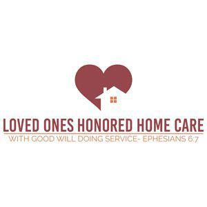 Company Logo for Loved Ones Honored Home Care