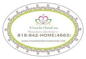 Company Logo for A Love 4 Homecare, Inc
