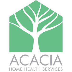 Company Logo for Acacia Home Health Services