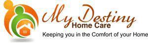 Company Logo for My Destiny Home Care