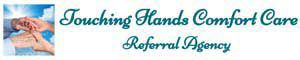 Company Logo for Touching Hands Comfort Care