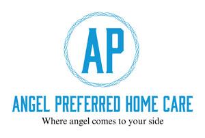 Company Logo for Angel Preferred Home Care