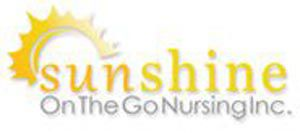 Company Logo for Sunshine On The Go Nursing Inc.,