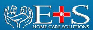 Company Logo for E & S Home Care Solutions