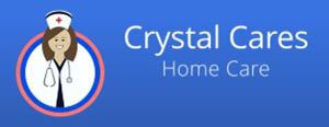 Company Logo for Crystal Cares Home Care