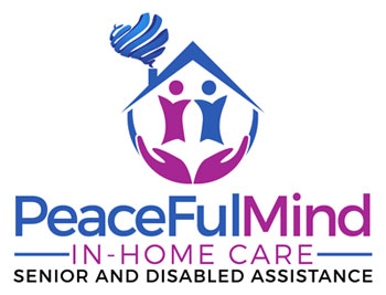 Company Logo for Peaceful Mind In-Home Care