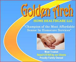 Company Logo for Golden Arch Home Healthcare Llc