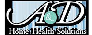 Company Logo for A & D Home Health Solutions