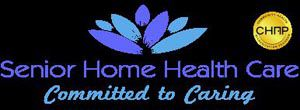 Company Logo for Senior Home Health Care