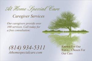 Company Logo for At Home Special Care, Llc