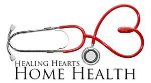 Company Logo for Healing Hearts Home Health