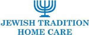 Company Logo for Jewish Tradition Home Care