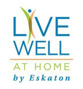 Company Logo for Live Well At Home By Eskaton