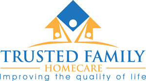 Company Logo for Trusted Family Homecare