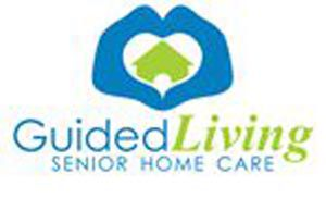 Company Logo for Guided Living Senior Home Care