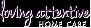 Company Logo for Loving Attentive Home Care