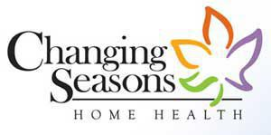 Company Logo for Changing Seasons Home Care