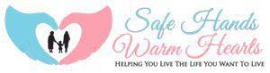 Company Logo for Safe Hands Warm Hearts