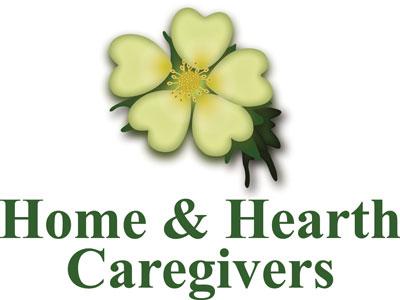 Company Logo for Home & Hearth Caregivers