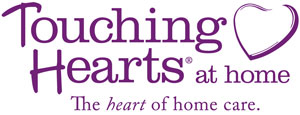 Company Logo for Touching Hearts At Home