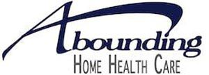 Company Logo for Abounding Home Health Care, Inc