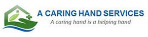 Company Logo for A Caring Hand