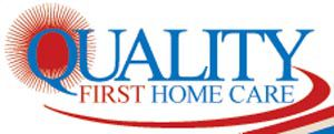 Company Logo for Quality First Home Care Services