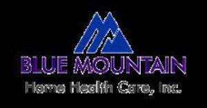 Company Logo for Blue Mountain Home Health Care, Inc