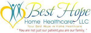 Company Logo for Best Hope Home Care, Llc