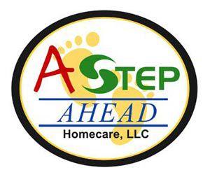 Company Logo for A Step Ahead Homecare, Llc