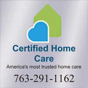 Company Logo for Certified Home Care